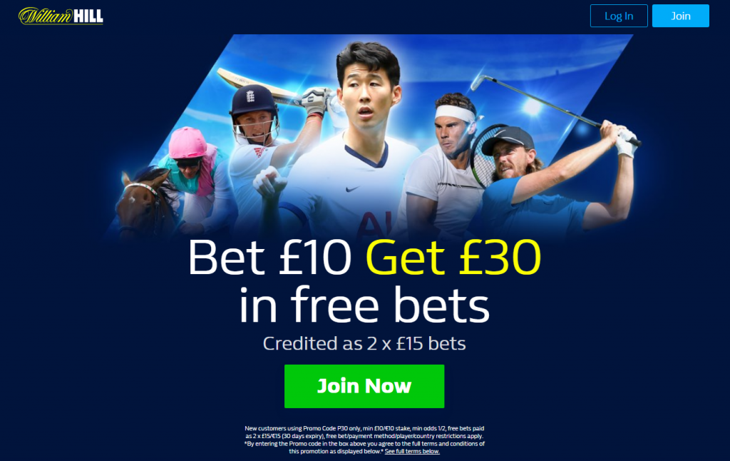 William Hill - Home of Betting